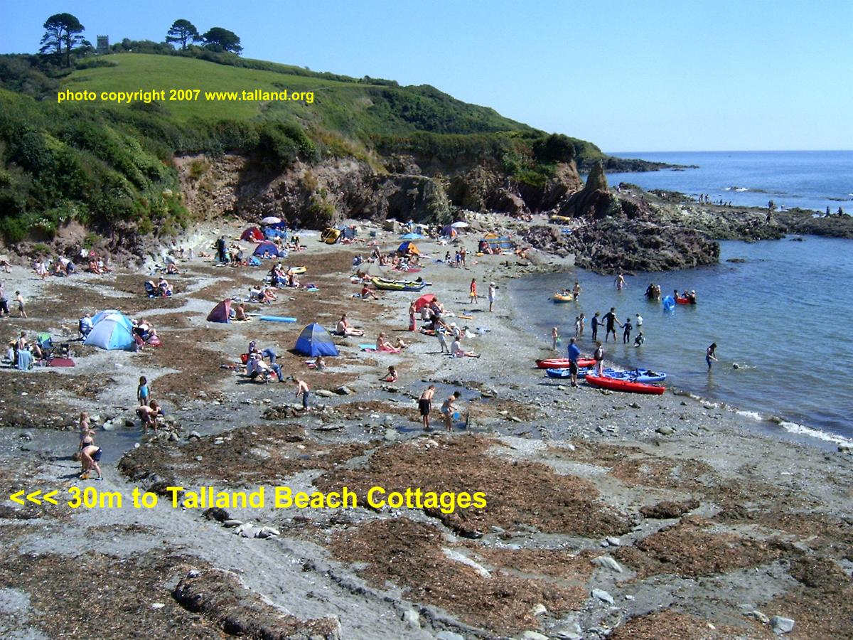Places To Stay In And Around Talland Bay